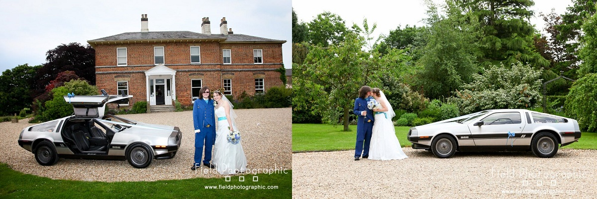 Shottle Hall Wedding Competition Winners- Lewis & Steph