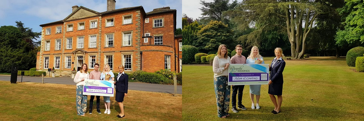 MACDONALD ANSTY HALL COMPETITION WINNERS