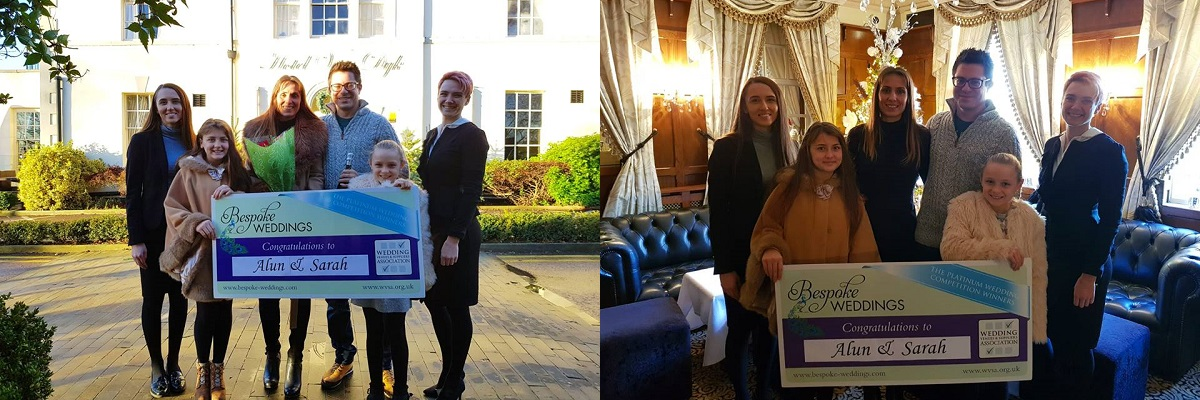 Hotel Van Dyk Competition winners