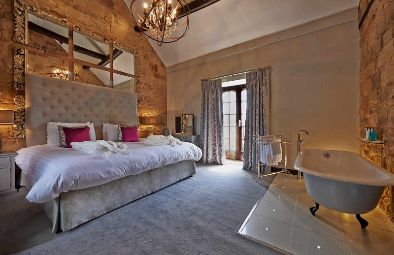Horsley Lodge bedroom800x
