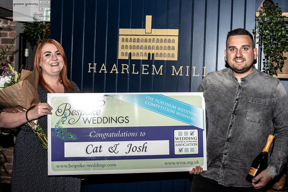 JOSH & CAT- HAARLEM MILL