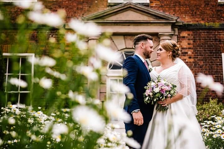Kirsty & Ian - Dovecliff Hall