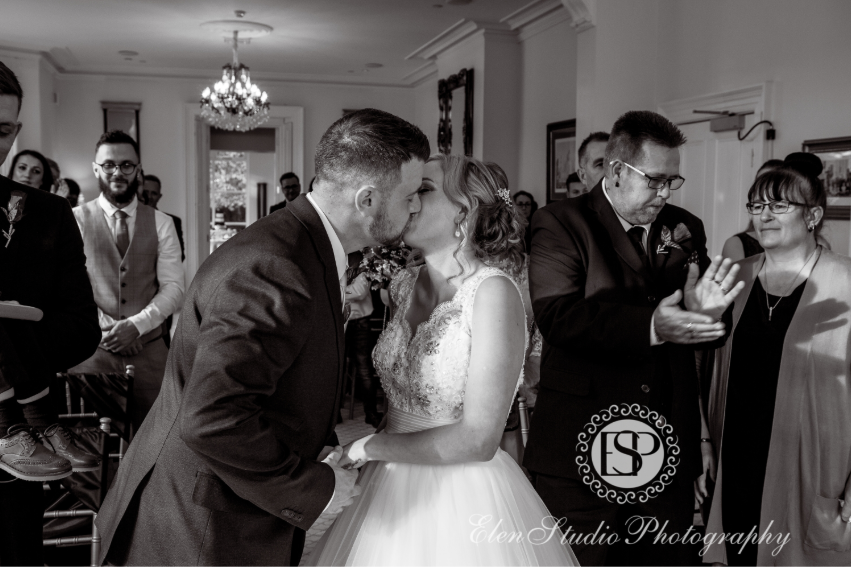 Desiree & Joel - Shottle Hall 1