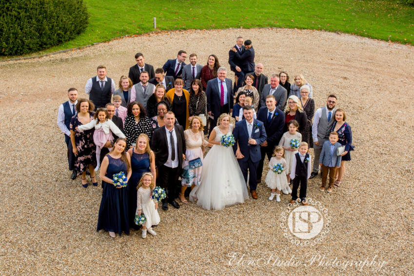 Desiree & Joel - Shottle Hall 2