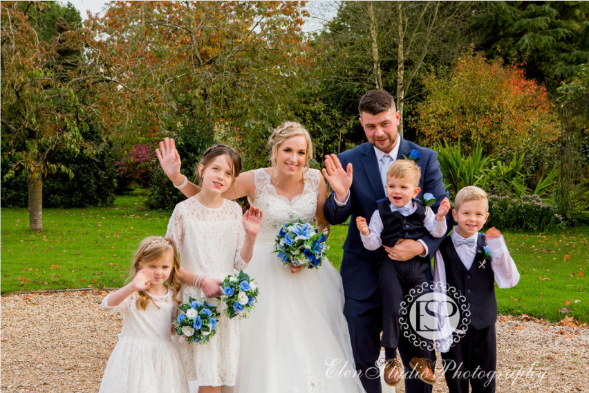 Desiree & Joel - Shottle Hall 3
