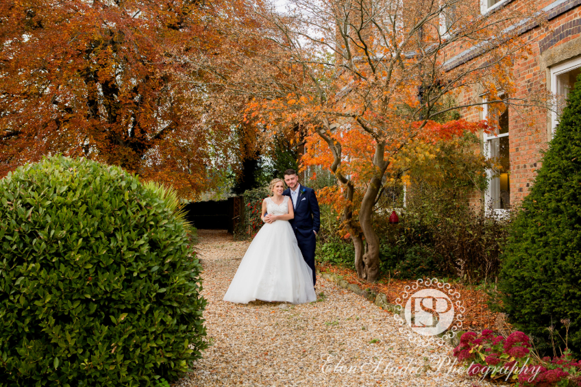 Desiree & Joel - Shottle Hall 4