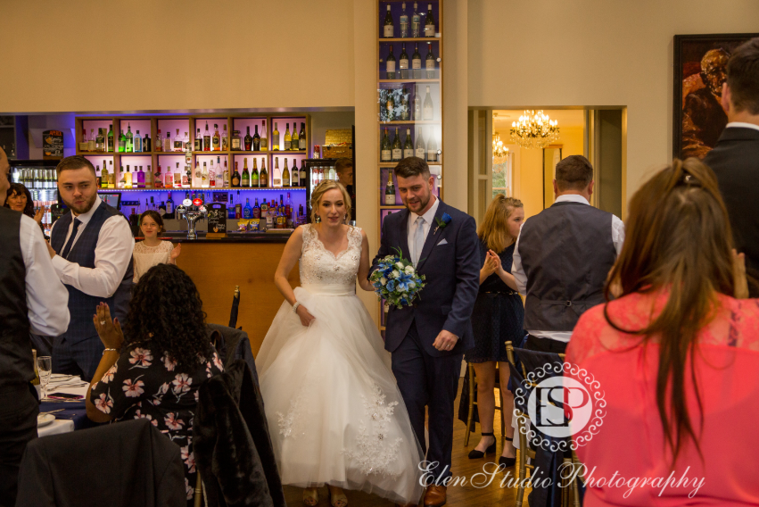 Desiree & Joel - Shottle Hall 5