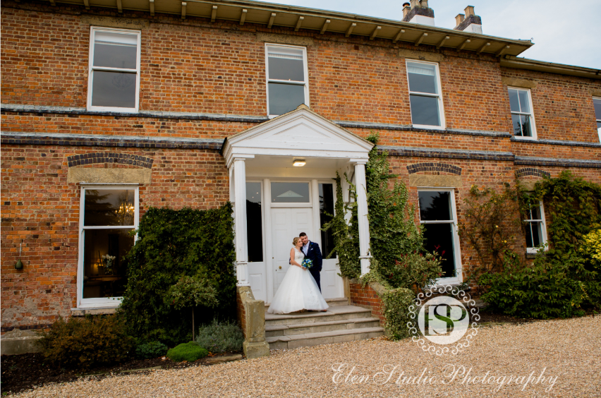 Desiree & Joel - Shottle Hall 6