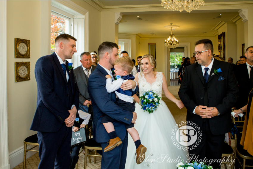 Desiree & Joel - Shottle Hall