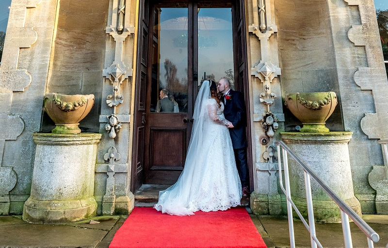 Ella & Tom Stoke Rochford 1