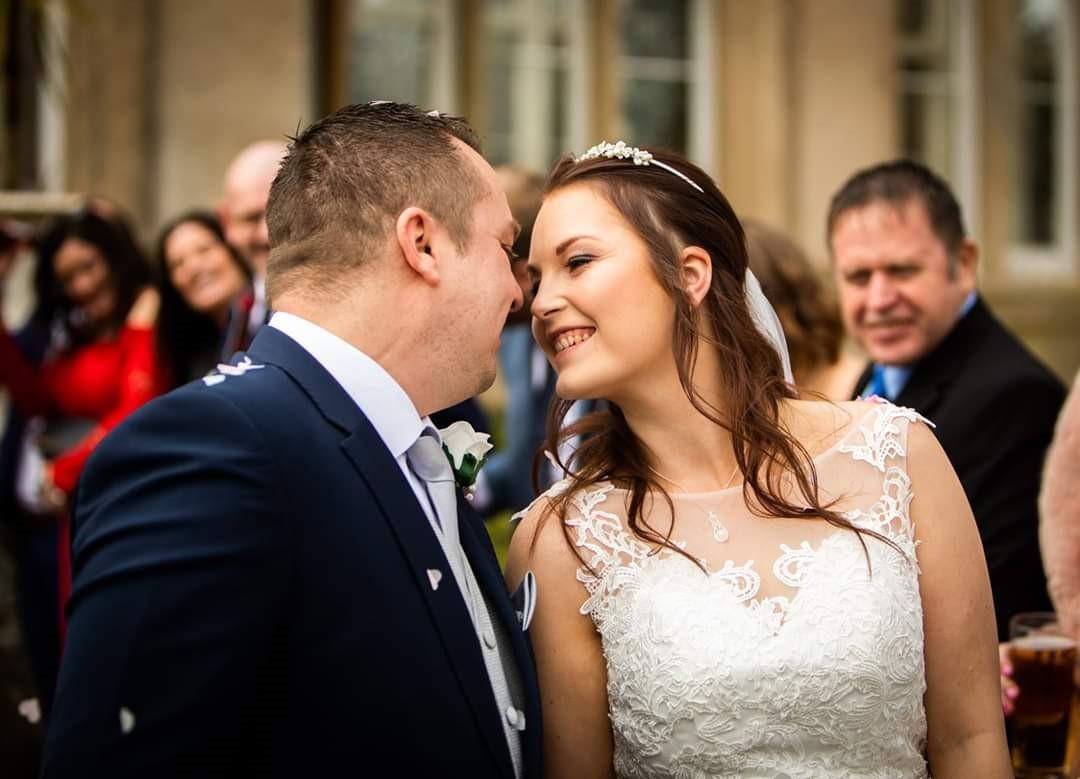 Rebecca & Nathan Stoke Rochford 1
