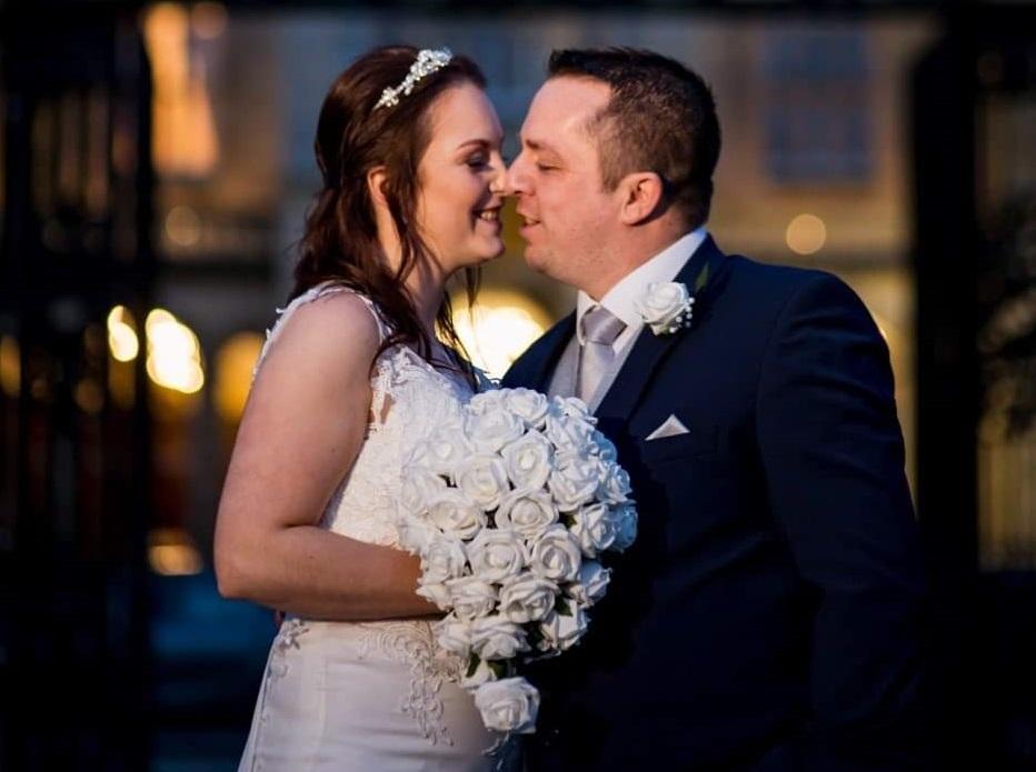 Rebecca & Nathan Stoke Rochford 3