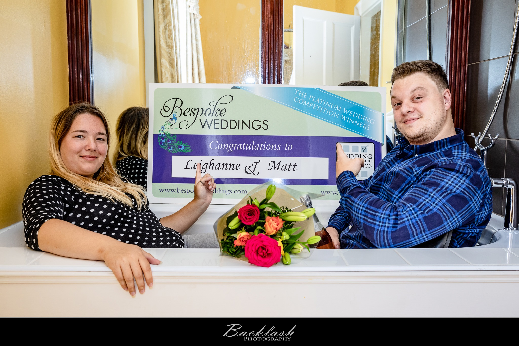 Leighanne & Matt - Netley Hall Estate 2