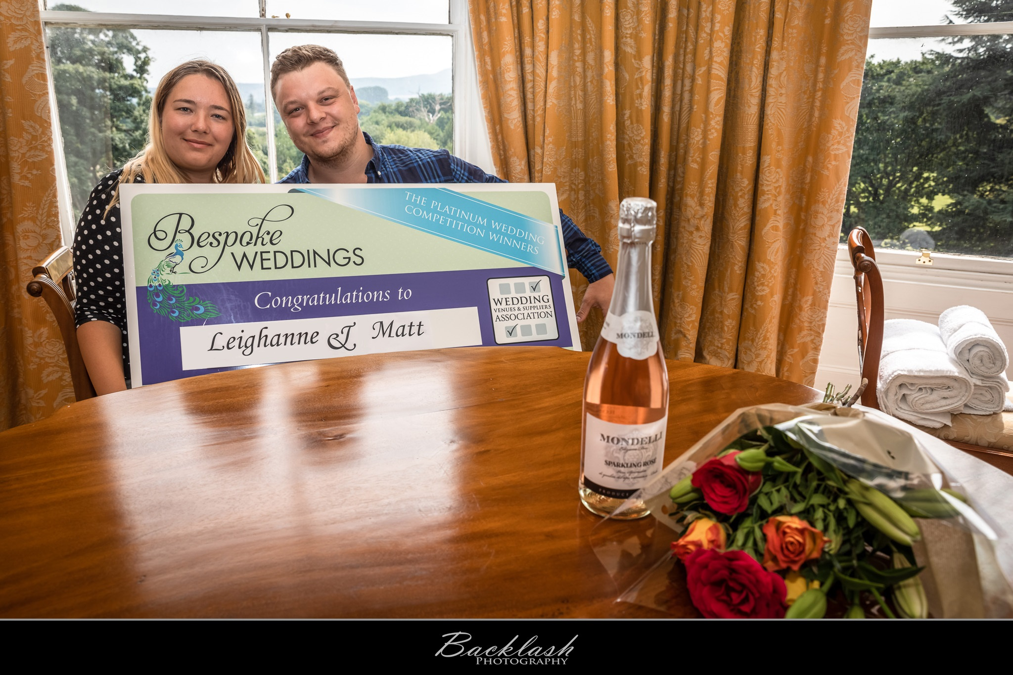 Leighanne & Matt - Netley Hall Estate 3