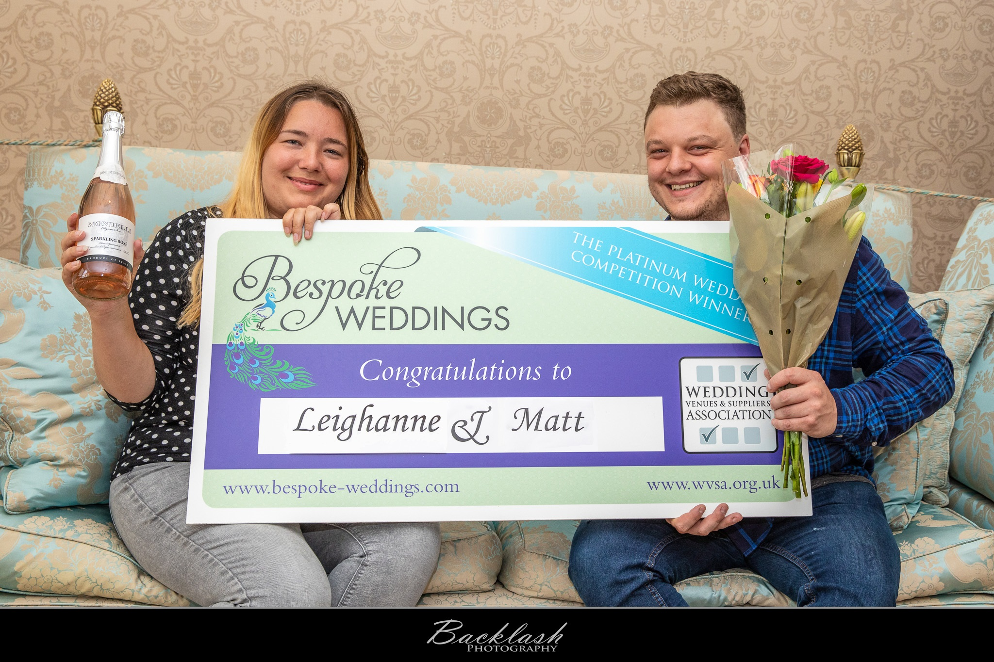 Leighanne & Matt - Netley Hall Estate 4